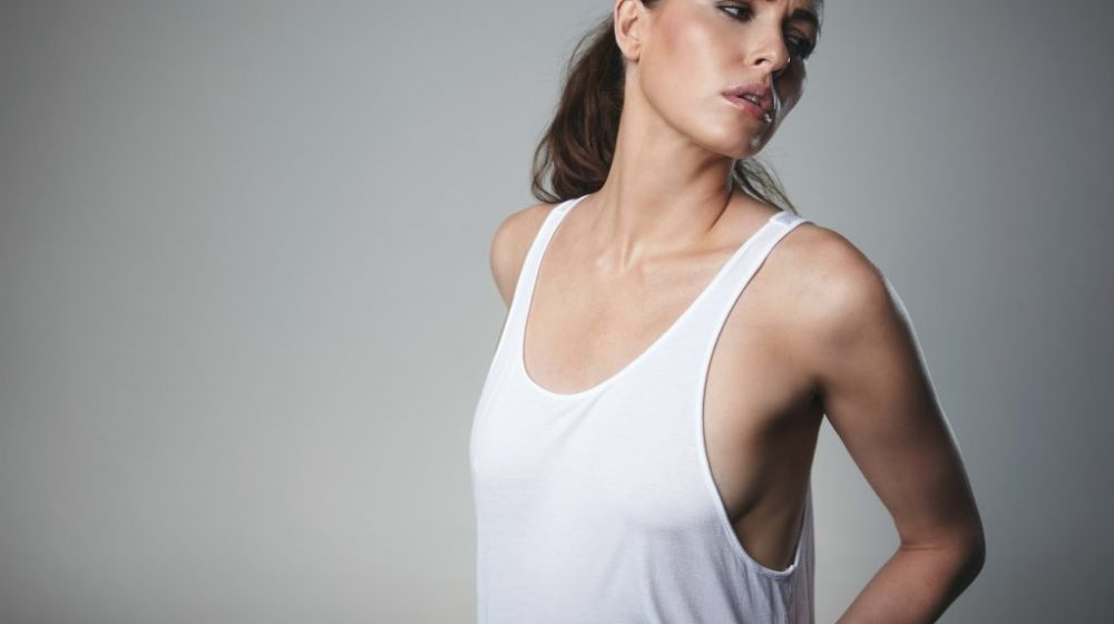 How To Lift/Fix Sagging Breasts Naturally - Hanging To Perky